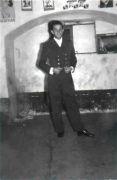 Claude D. en uniforme de valet de pied du Grand Casino, 1963 (coll. part.)